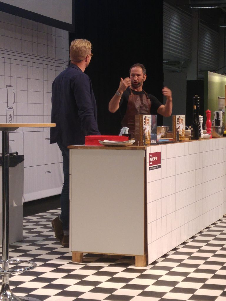Paolo Roberto Stockholm Food & Wine 2017