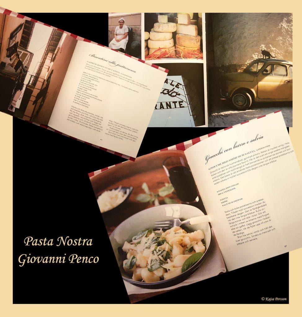 Pasta Nostra av Giovanni Penco