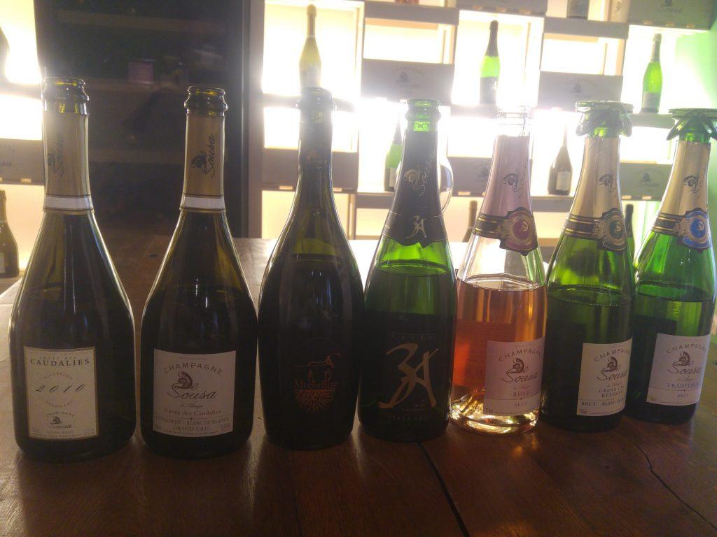 7 mycket bra viner hos De Sousa