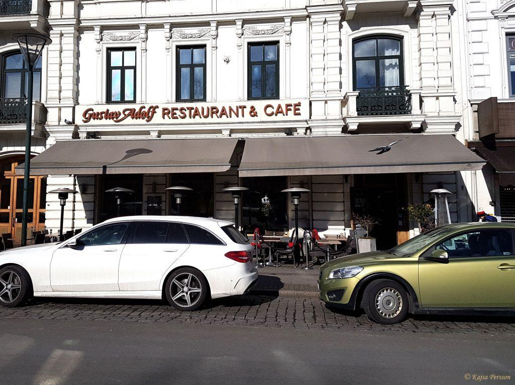 Restaurang Gustav Adolf, Malmö