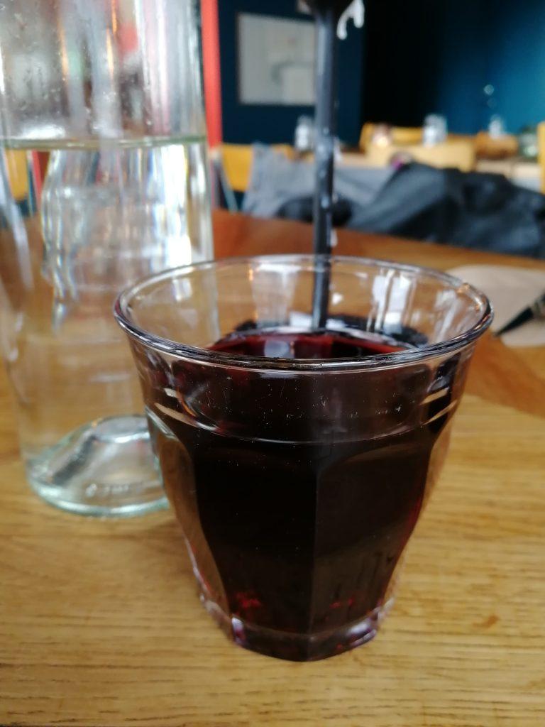 Vin i Dricksglas hos Mastio