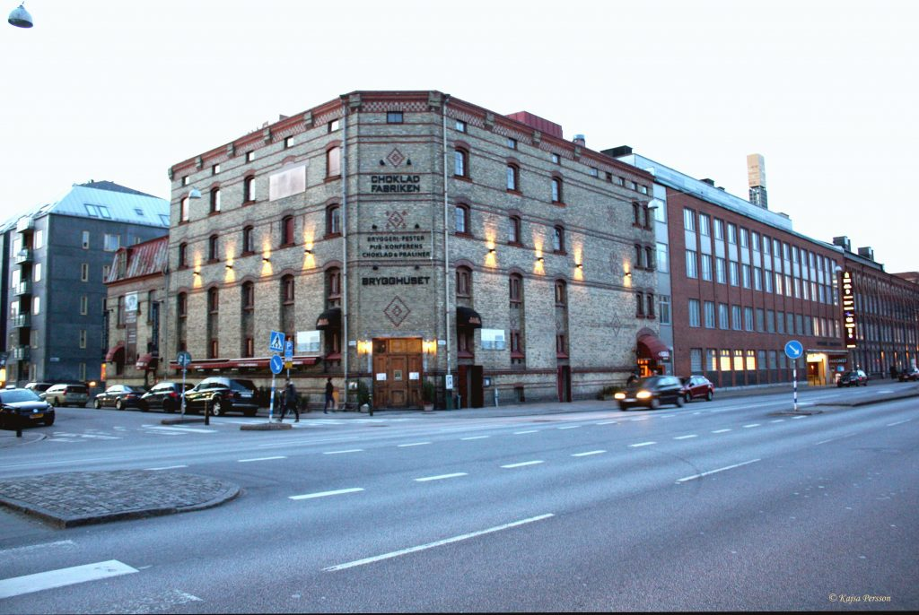Mazetti huset på Bergsgatan, Malmö