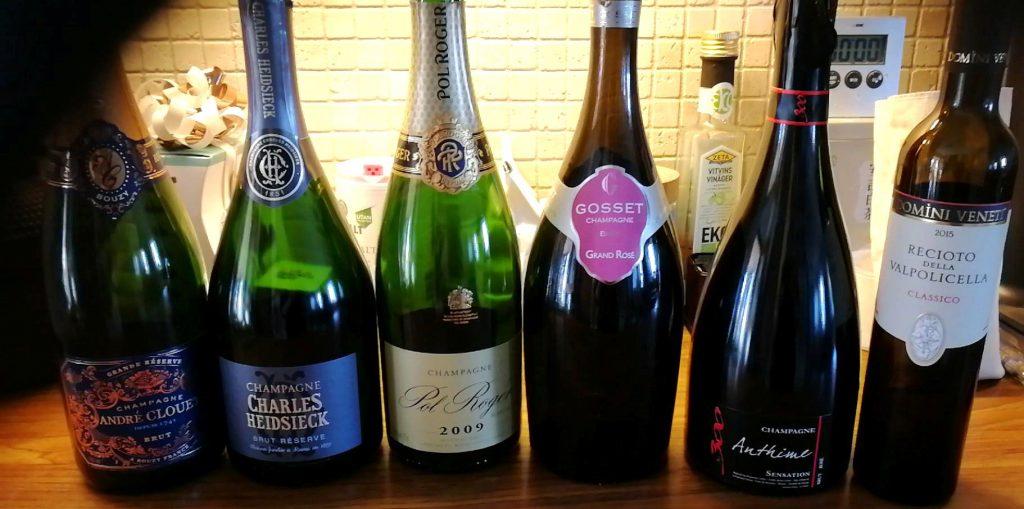 Kvällens Champagner