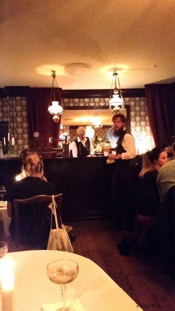 1800 tals baren hos Sherlocked i Malmö