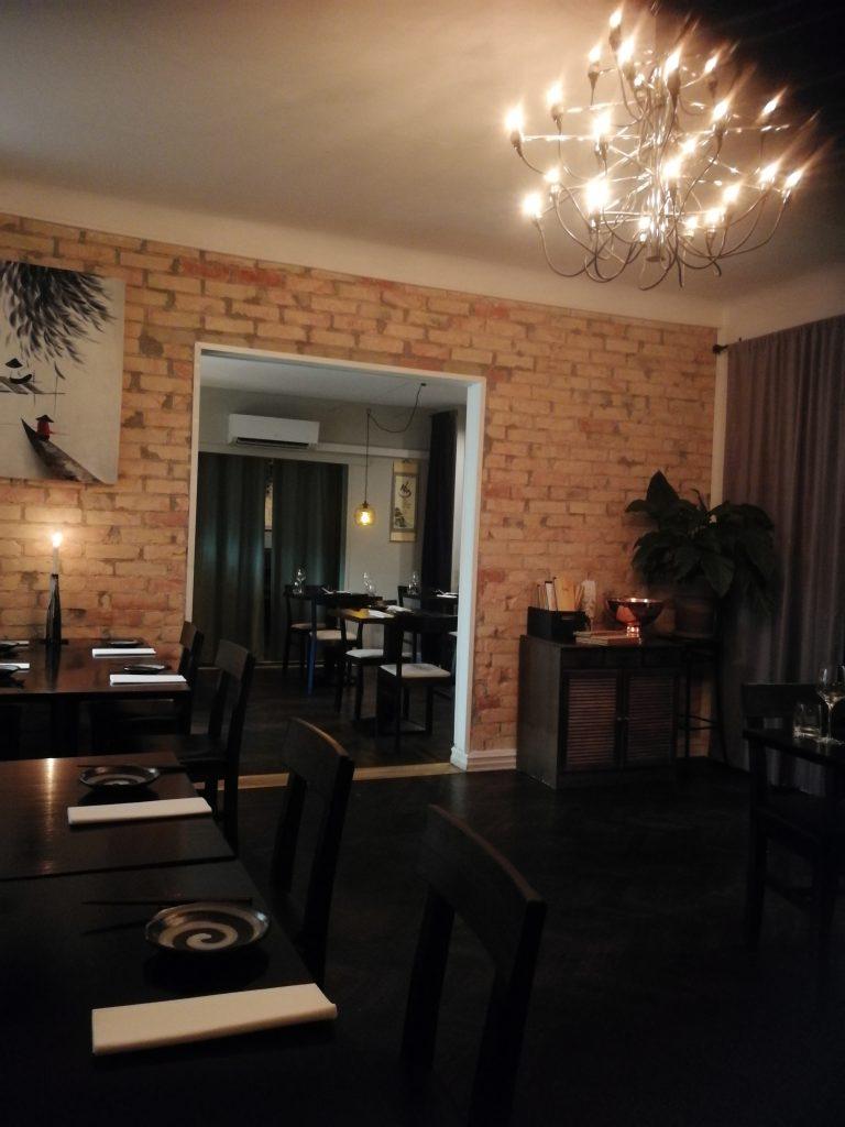Quan Pham som har en vietnamesisk fine dining restaurang Que i den här lite bortglömda delen av Malmö