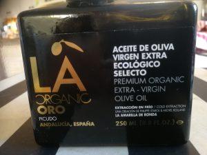 Den lilla svarta - extra god ekologisk olivolja