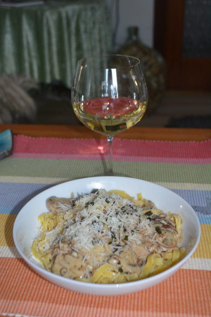 En middag som får gräsänkor eller änklingar att må bra