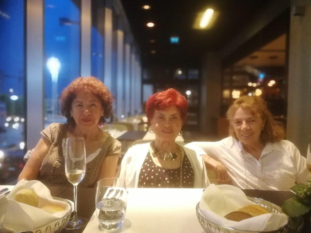 tre systrar i istanbul